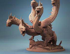 Hydra 3D print model