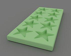3D print model Star Mold