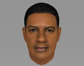 3D Denzel Washington