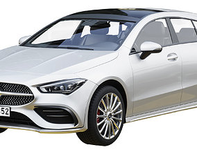 Mercedes-Benz CLA Shooting Brake 3D