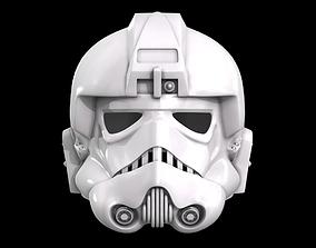 3D print model Star Wars Battlefront inferno squad helmet