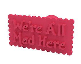 food Cookie stamp 3D print model