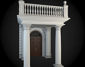 Wall decoration 3D model