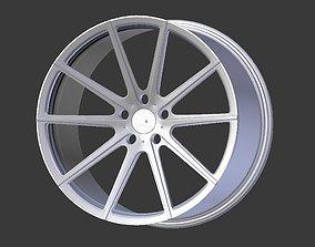 Rim TSW Bathurst 3D print model avto
