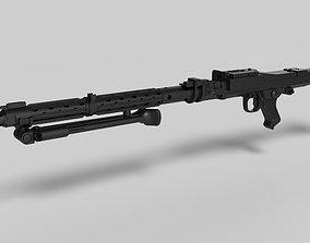 Stormtrooper Heavy Blaster Rifle DLT-19 from Star 3D model