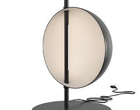 3D model Superluna Table Lamp electronics