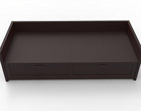 3D asset Cozy Sofa