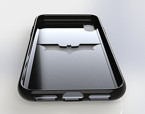 IPhone X Batman Case 3D print model