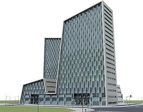 3D building 25