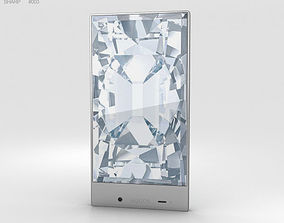 Sharp Aquos Crystal Blue 3D