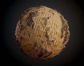 3D model Desert Sand Rock Ground Seamless PBR