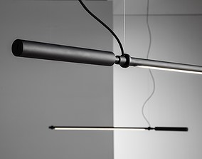 CALIBRI pendant lamp 3D