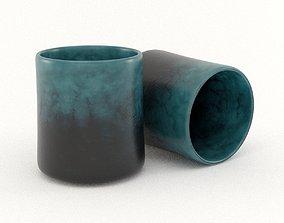 3D asset realtime Epoxy Resin Mug