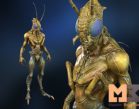 3D model Creatures Insect 02