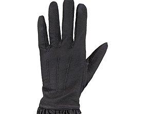 3D model Fringe Gloves
