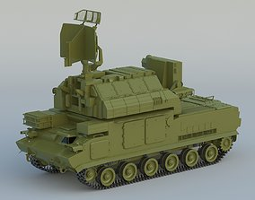 3D 9K330 Tor SA-15 Gauntlet