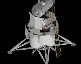 3D National Team Integrated Lander Vehicle