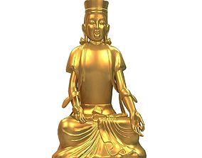3D Goddess of Mercy figure