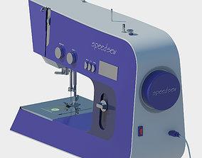 3D Sewing machine - new development