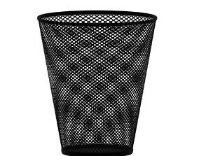 AmazonBasics Mesh Wastebasket 3D model