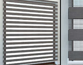 Blinds 3D model realtime