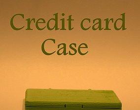 Credit Card Case 3D print model