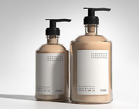 Apothecary Hand Lotion body 3D model