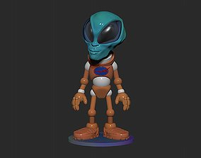 aliens 3D print model