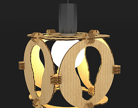 Night Light Lamp 3D model