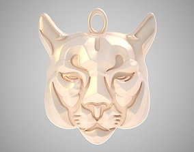 3D print model Puma Necklace