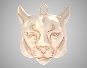 3D print model Puma Necklace
