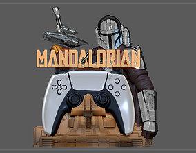 MANDALORIAN PS5 PS4 CONTROLLER HOLDER MODEL STARWARS