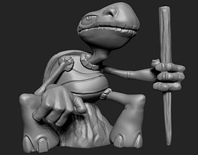 Tortoise 3D print model miniatures