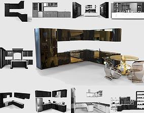 CGD Vol 7 Kitchen 3D model