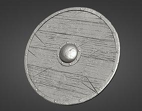Viking Shield 3D printable model