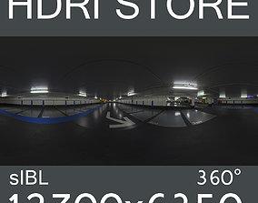 Parking Garage sIBL 3D model