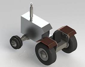 3D Trator Tractor