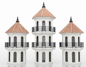 3D model Gothic Build