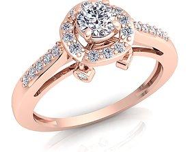 3D printable model Diamond Ring ring fashion-ring
