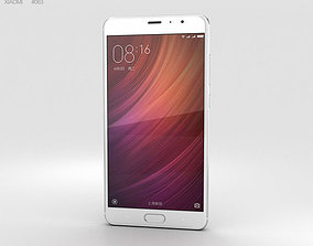 3D model Xiaomi Redmi Pro Silver
