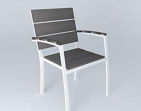 3D Armchair ESCALE houses the world