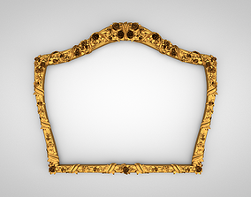 Picture frame accessories 3D print model
