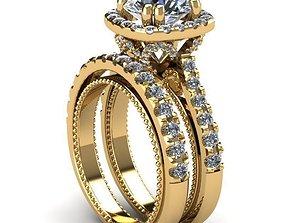 3D printable model Parth ring2 16mm diamond price stl
