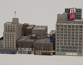 1619 Broadway 3D model VR / AR ready