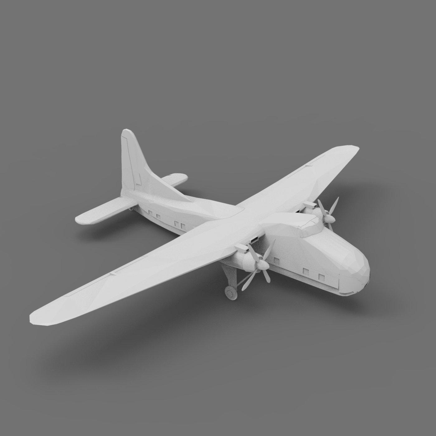 Bristol Freighter Mk32 (G-ANVR) Aircraft