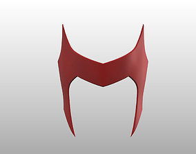 3D printable model Scarlet Witch Crown Headpiece 3