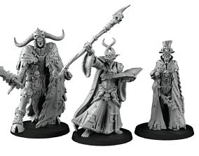3D print model Undead crew