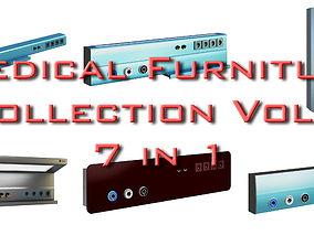 Medical Furniture vol5 3D