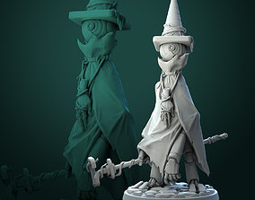 Witch Familiar 3D print model