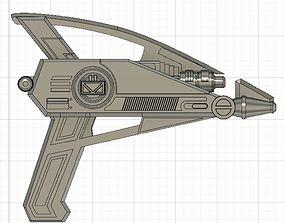Astro Blaster - Power Rangers 3D print model